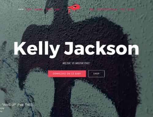 Kelly Jackson Music